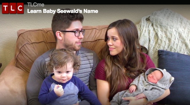 Jessa And Ben Seewald Finally Choose Name For Their Second Son