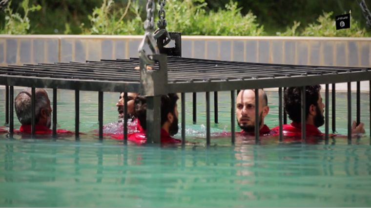 ISIS Drowns 13 Civilians, Execute 8 Others In Mosul ...