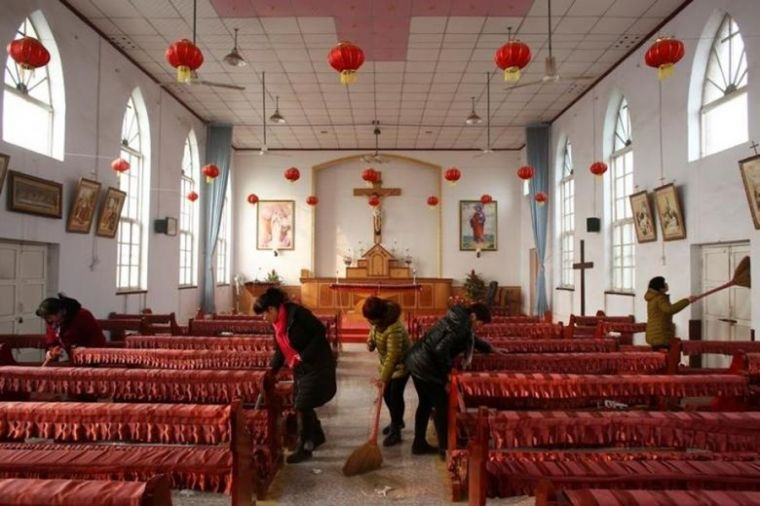 Unofficial China church