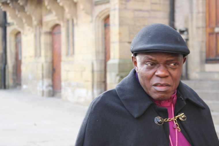 The Archbishop of York