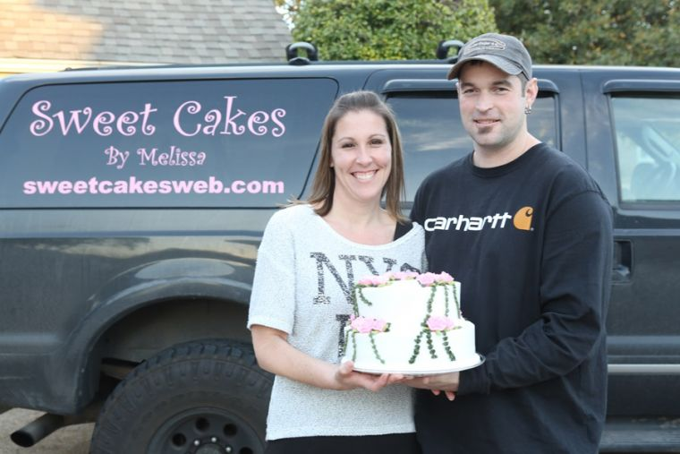 Christian bakers Aaron and Melissa Klein