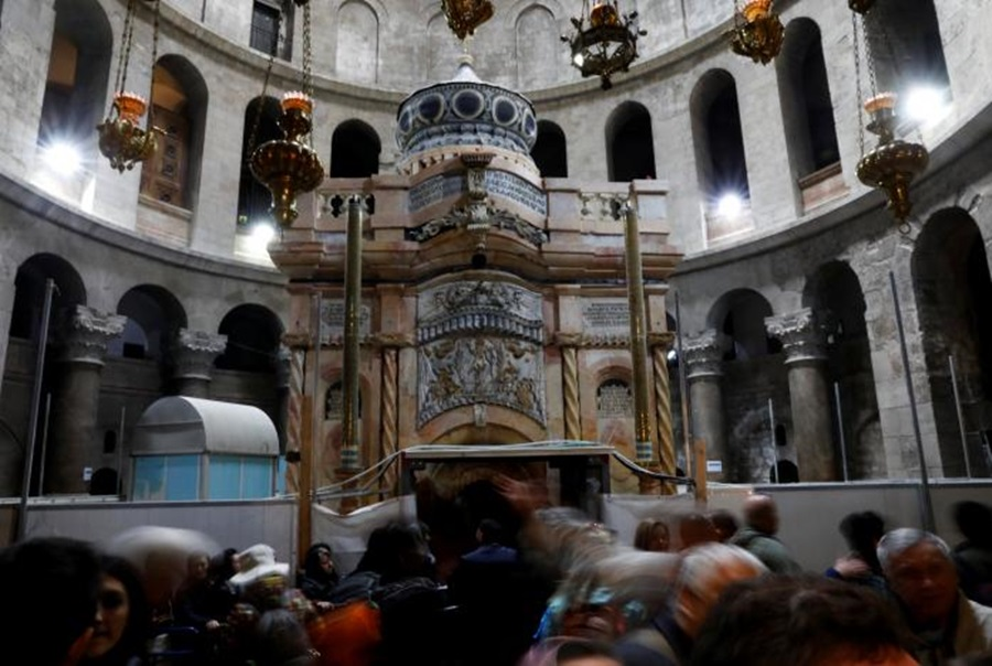 Nat Geo Special to Examine Mysteries of Jesus Christ's Tomb