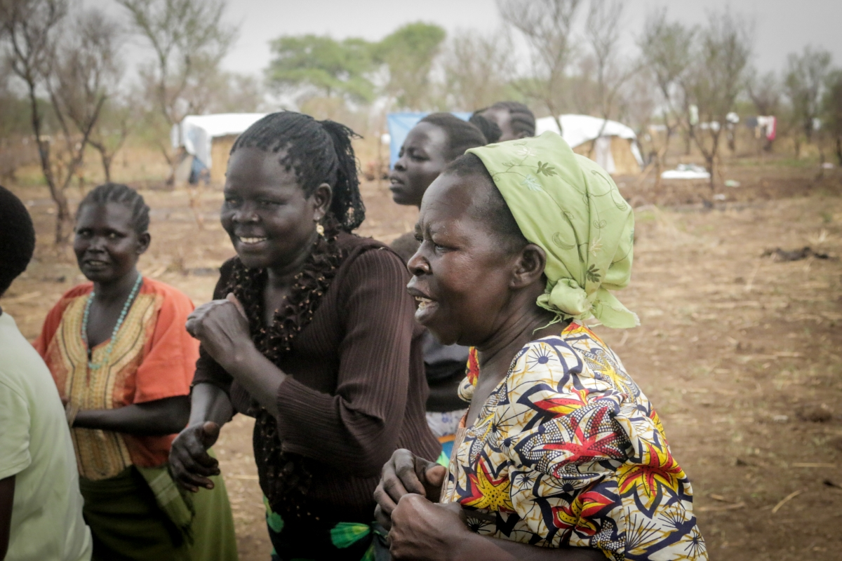 Over 60000 South Sudanese refugees enter Sudan