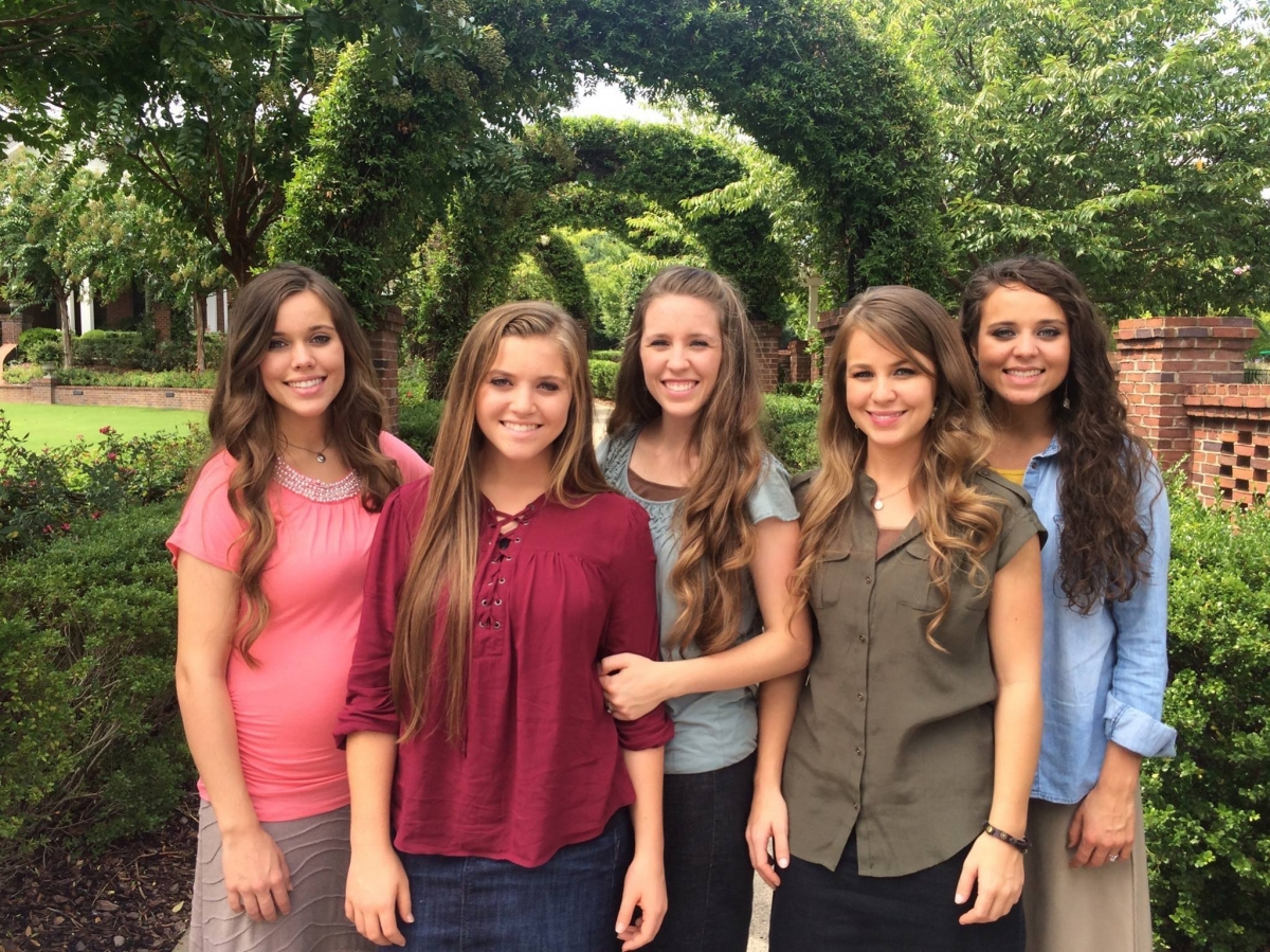 Duggar Girls Share Their Thoughts On Love Dont Date -5997