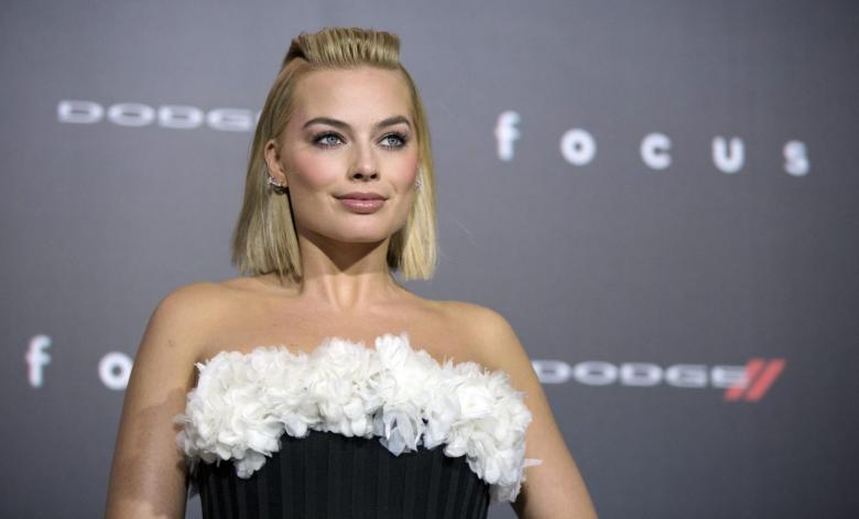 Margot Robbie working on her very own solo Harley Quinn film