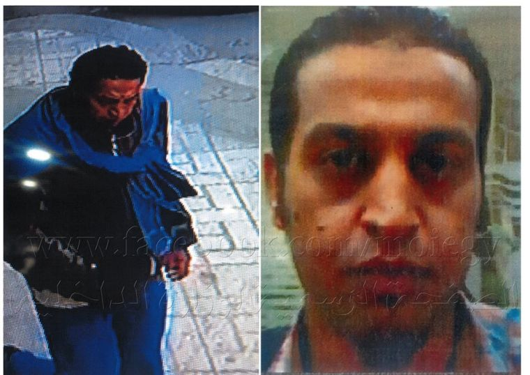 Egypt's interior ministry named the suicide bomber as Mahmoud Hassan Mubarak Abdallah, aged 30