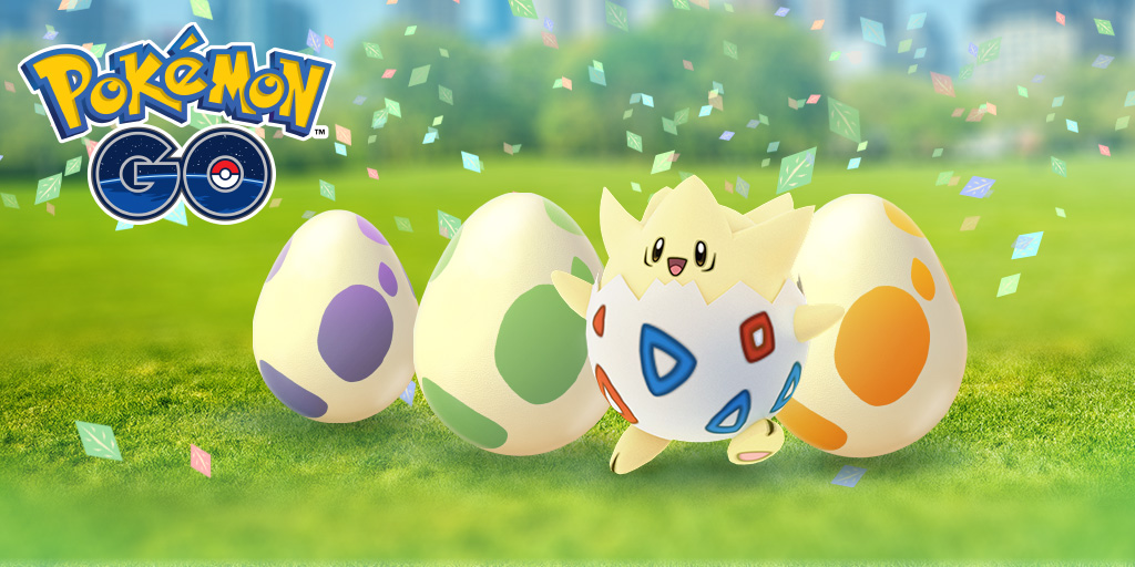 'Pokémon GO' celebrates Easter with egg-cellent bonuses