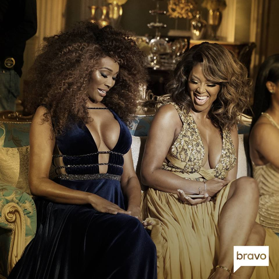 Real Housewives of Atlanta reunion preview: Sheree Whitfield sets it up