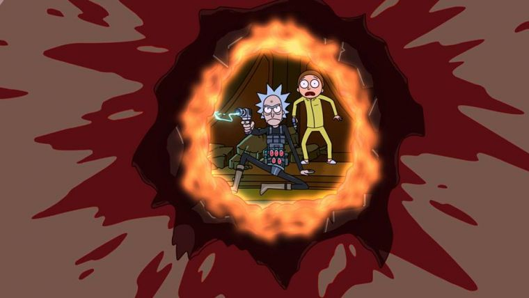 rick and morty season 3 episode 2 release date plot