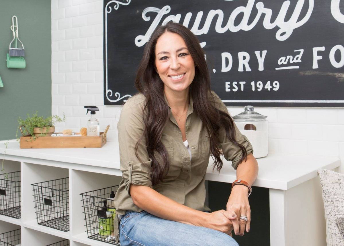39 Fixer Upper 39 Star Joanna Gaines Says The Key To Life Is