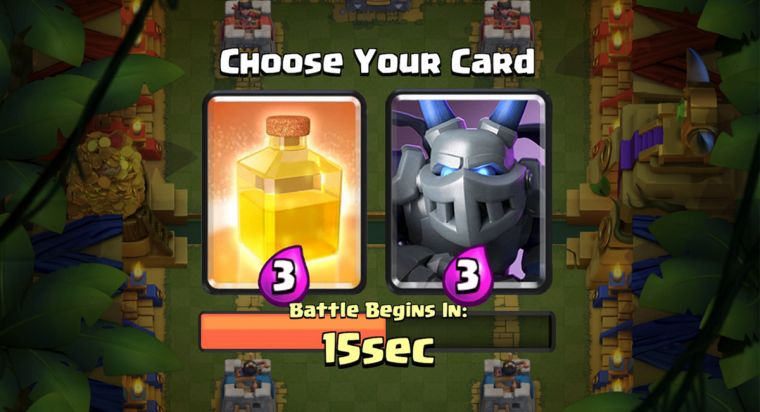 how to know the password for clash royale