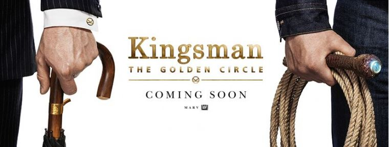Kingsman: Golden Circle