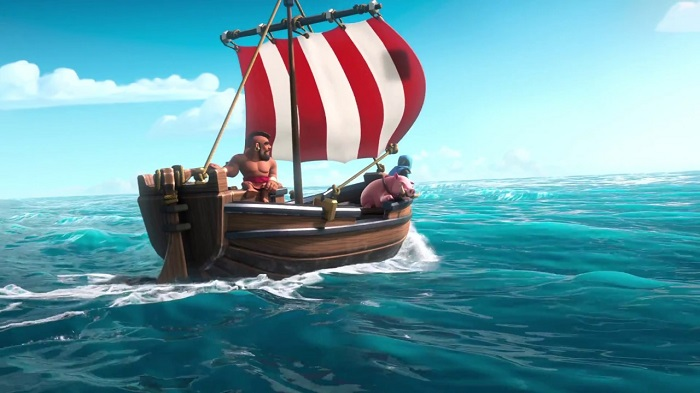Clash of clans movie release date in Sydney