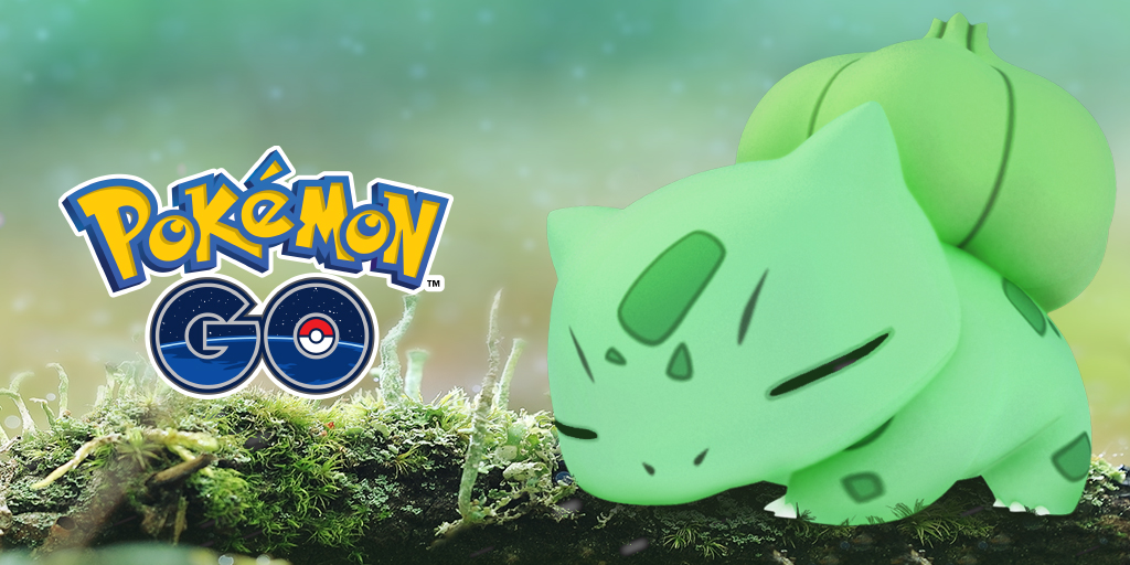 Pokemon Go Event Makes Grass Types More Common