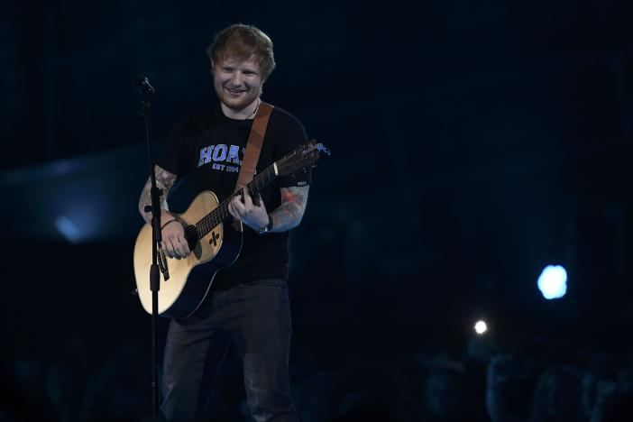 Fans Speculate Ed Sheeran Will Marry Cherry Seaborn In Home Built Chapel