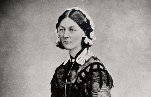 Lag Be'Omer and the 200th anniversary of the birth of Florence Nightingale