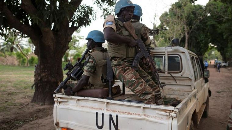 The UN has been working to stem the violence in CAR