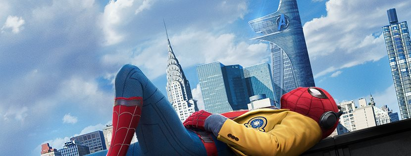 39 spider man homecoming 39 release date news spoilers. Black Bedroom Furniture Sets. Home Design Ideas