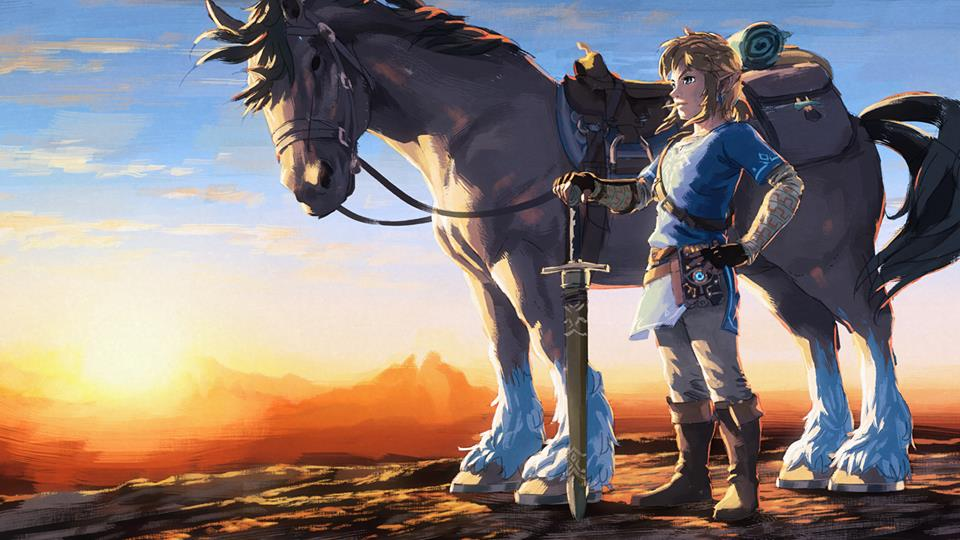 Report claims Nintendo is bringing The Legend of Zelda to mobile