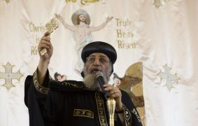 Egypt's Coptic Pope to snub Mike Pence meeting over Jerusalem fallout