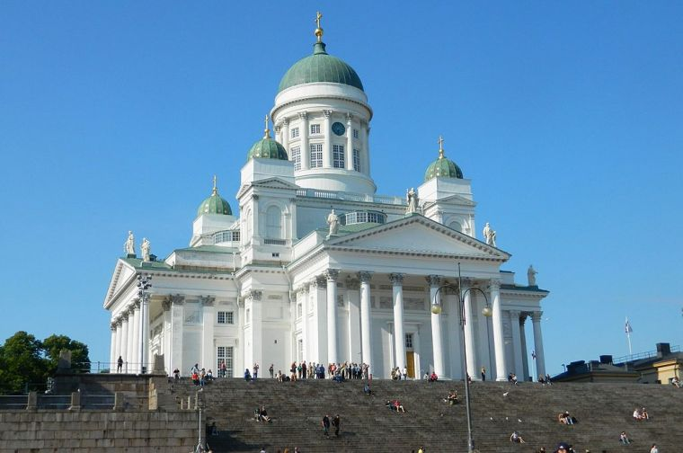 Finland Cathedral