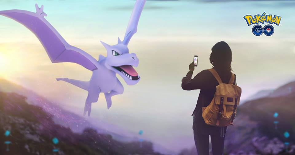 Pokémon Go will host real-life events to celebrate its anniversary