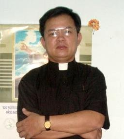 Democracy activist and pastor Nguyen Cong Chinh