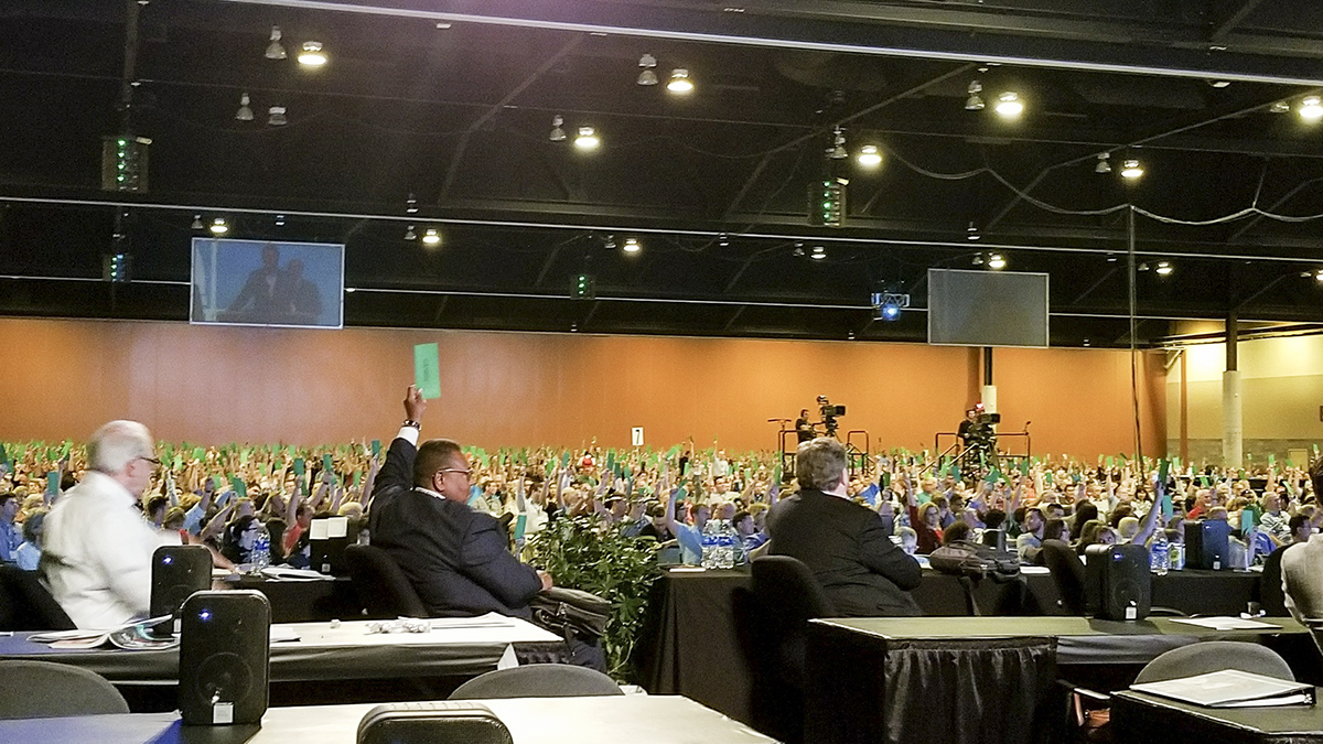 Southern Baptist Convention Votes To Condemn White Supremacy