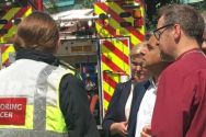 bishop-of-kensington-with-mayor-of-london-at-grenfell-tower