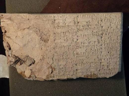DOJ sues Hobby Lobby for hoarding Iraq's antiquities