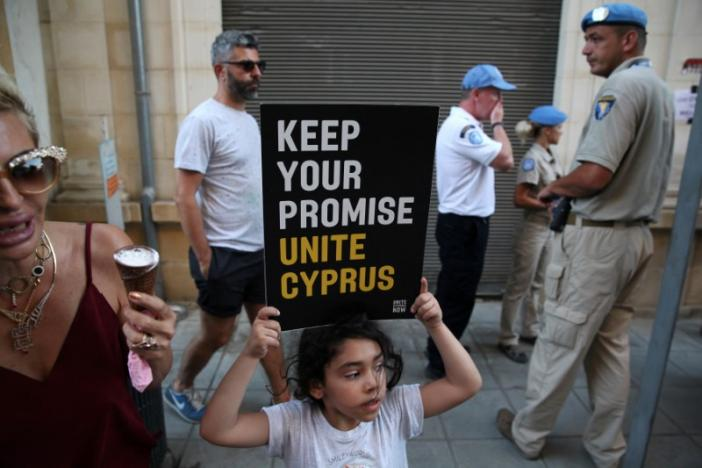'We were so close,' says diplomat as another Cyprus reunification bid flops