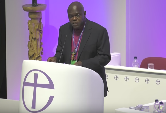 Church of England approves motion to ban conversion therapy