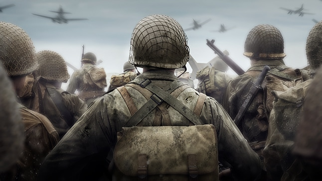 Call of Duty: WWII Beta Details Revealed