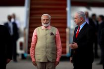 The monumental importance of the Indian Prime Minister's visit to Israel