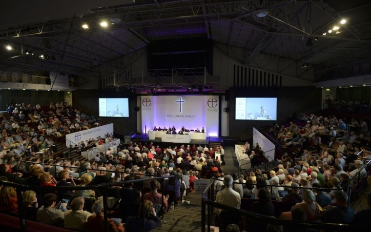 General Synod in York