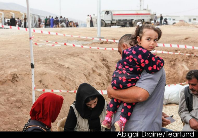 There is still desperate need in Mosul