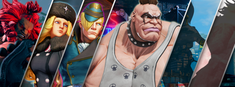 Street Fighter 5 Dlc New Character Revealed Who Is The Final