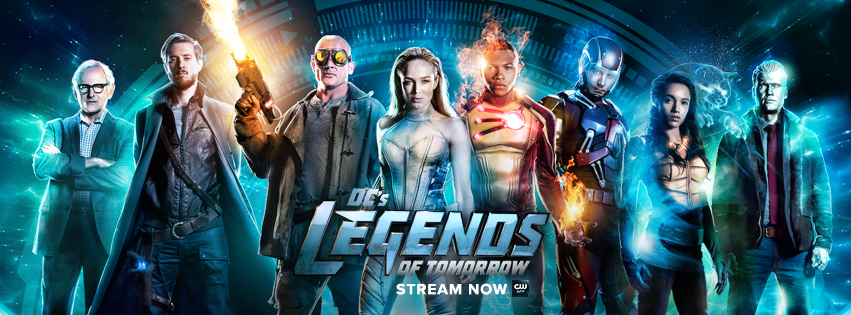 Re: Legends of Tomorrow /EN