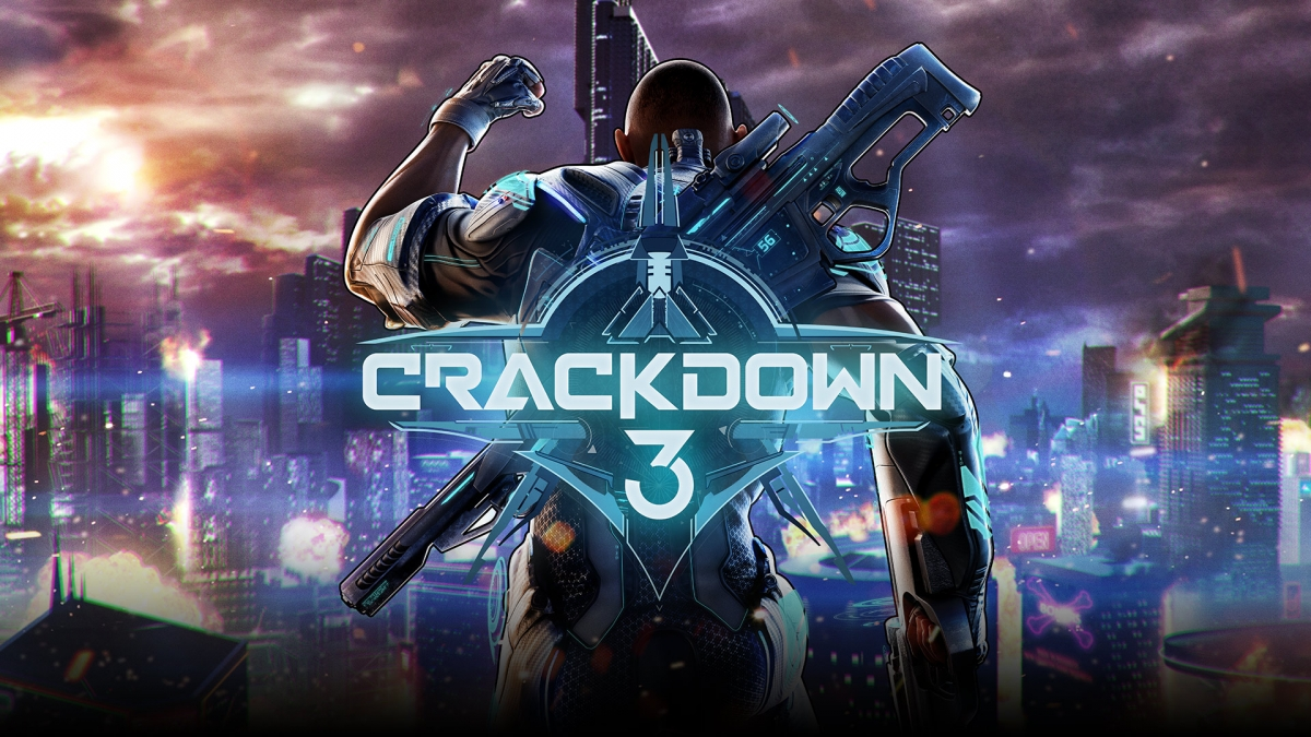 Crackdown 3 Delayed Again, This Time to 2018