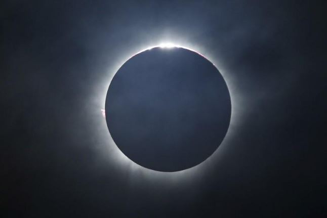 Total Solar Eclipse on August 21, 2017 (Great American ...