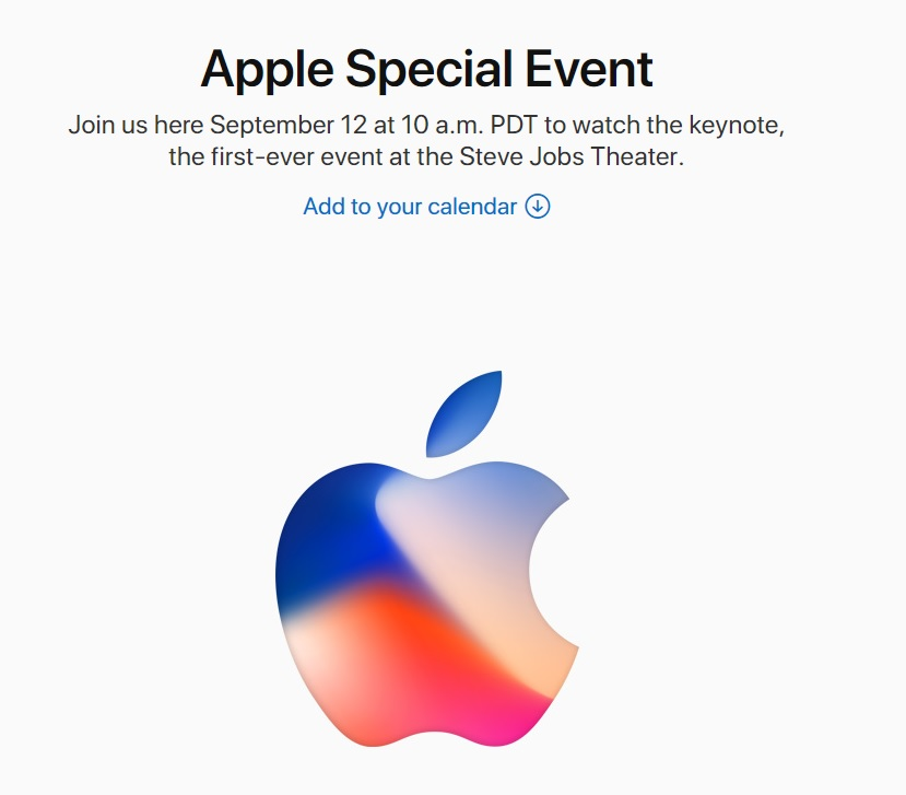 Here's What to Expect from Apple's September  12 iPhone Event