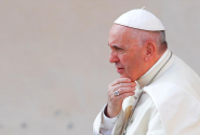 Don't pray to God 'like a parrot,' says Pope Francis