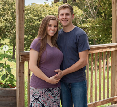 Joy-Anna Duggar and Austin Forsyth