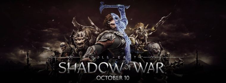Shadow of War promotional image