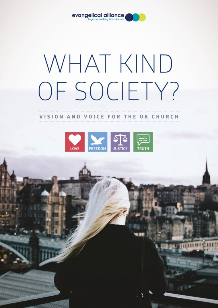 Evangelical Alliance What Kind of Society?