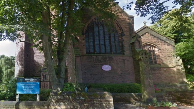 St Peter's in Woolton, Liverpool