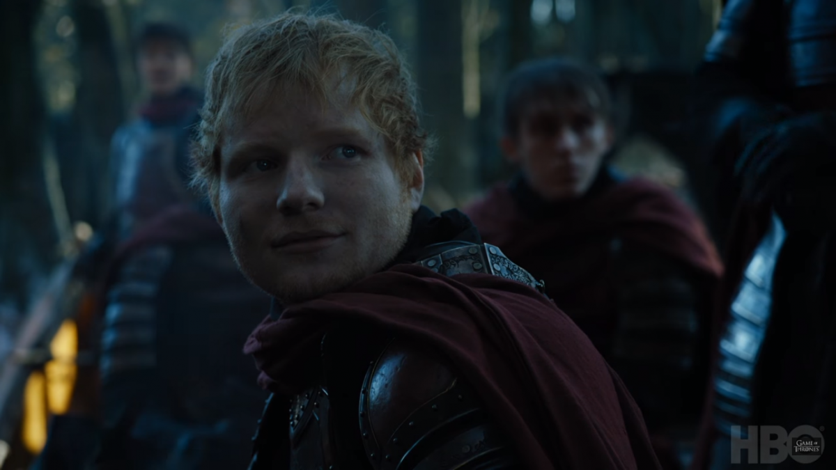 Ed Sheeran Thinks His 'Game of Thrones' Character is Dead