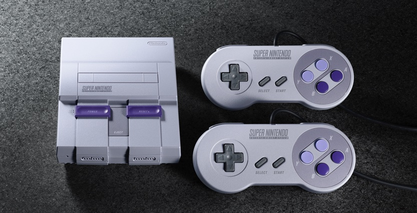 Nintendo will ship the Super NES Classic Edition in 2018