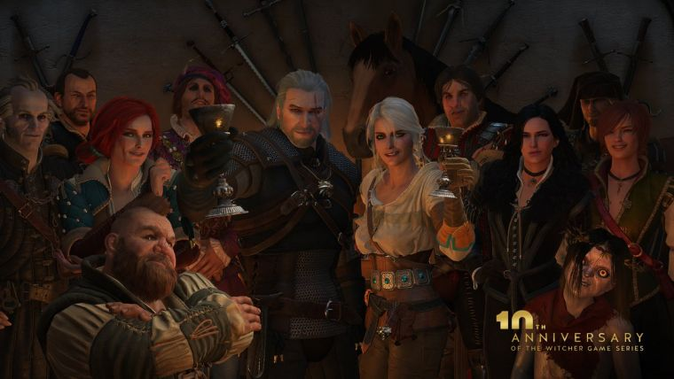 Netflix 'Witcher' news: First episode script done, characters