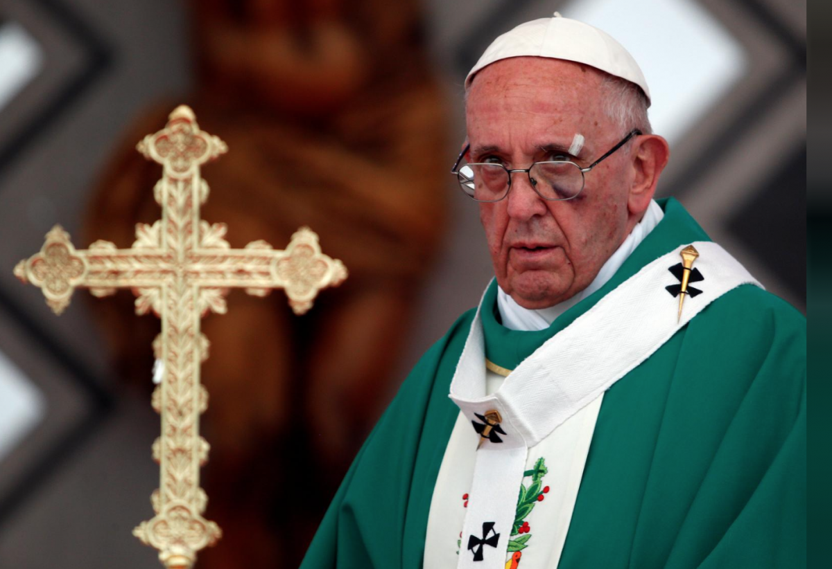 Pope Francis: The Church was 'a bit late' in confronting ...